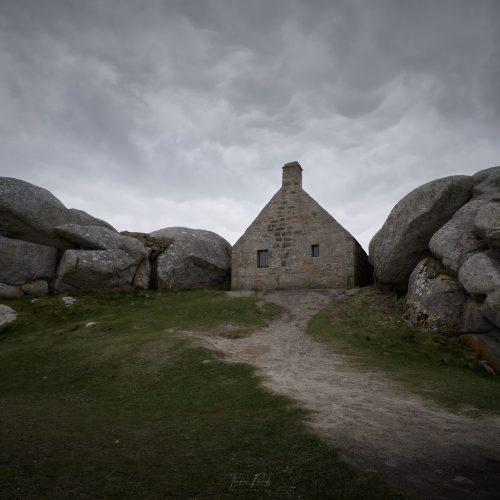 Meneham und das Wetter in der Bretagne