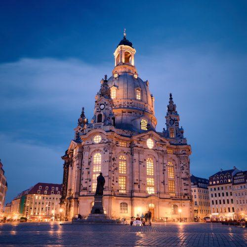 Kurztrip nach Dresden